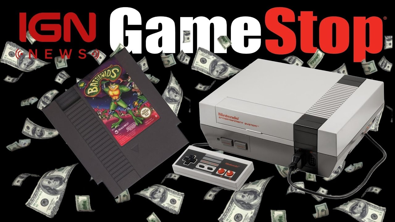 Gamestop Now Accepts Retro Game Trade Ins Everywhere Ign