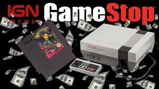 GameStop Now Accepts Retro Game Trade-Ins Everywhere - IGN News