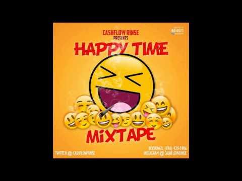 2014 DANCEHALL MIXTAPE - HAPPY TIME MIXTAPE MIXED BY CASHFLOW RINSE || NOVEMBER DANCEHALL MIX 2013