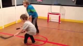 Hockey Mini Stick Basement Arena