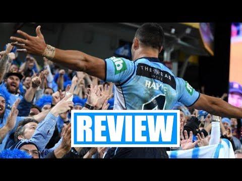NSW 28-4 QLD | A QUICK ORIGIN 1 REVIEW (2017)