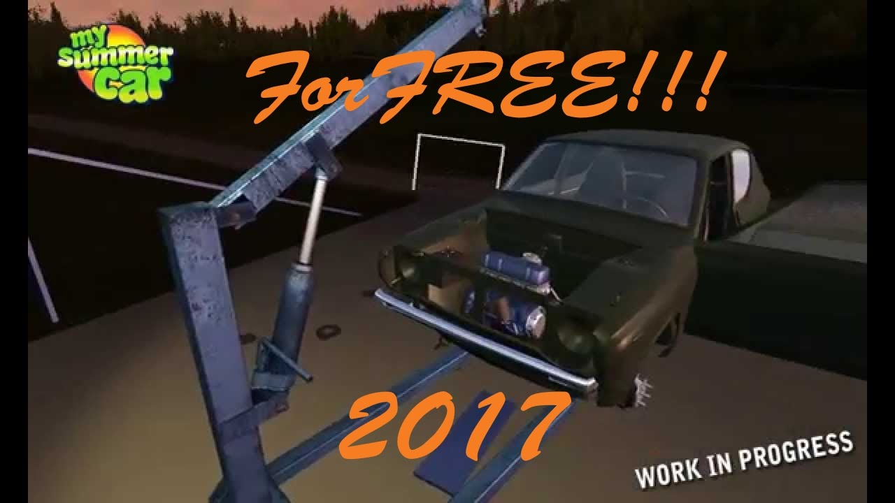 my summer car download pc free
