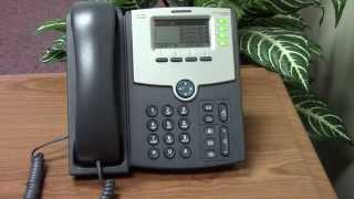 Cisco SPA Phone: How to Conference Call