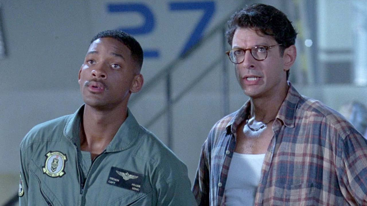 Will Smith Not Returning For 'Independence Day 2' - YouTube