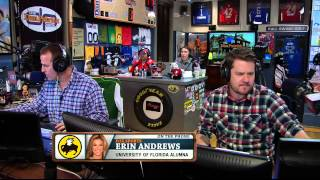Erin Andrews on the Dan Patrick Show (Full Interview) 1/20/14