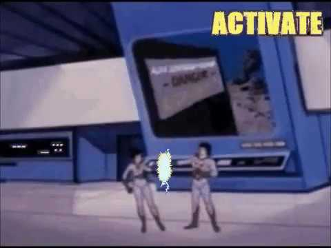 Wonder Twin Powers ~ ACTIVATE