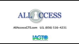 All Access, Golf Travel & Events on TALK BUSINESS 360 TV