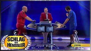 Spiel 10 - Blamieren oder Kassieren - Schlag den Henssler