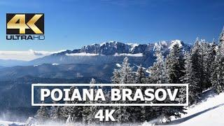Poiana Brasov in 4K