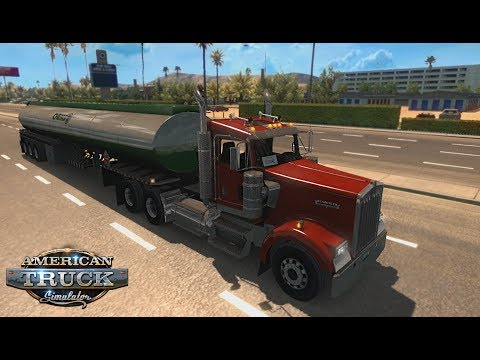 VIVA LAS VEGAS I NEVADA  - American Truck Simulator Ep62