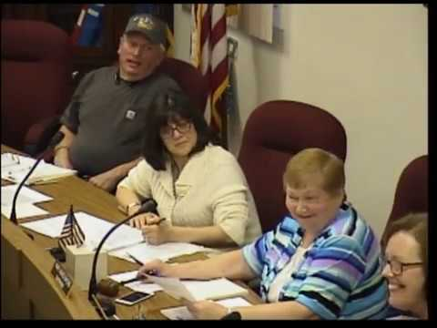 Cottrellville Township Board Meeting, Wed., May 9, 2018