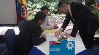 II Rueda de Negocios  Turquía - Colombia, Bogotá 23 de Abril 2015