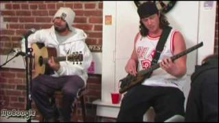 "REBELUTION ""More Than Ever"" - acoustic @ the MoBoogie Loft"