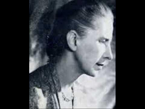 Madeleine de Valmalète - Duphly, Scarlatti, Couperin (private recordings, 1940's)