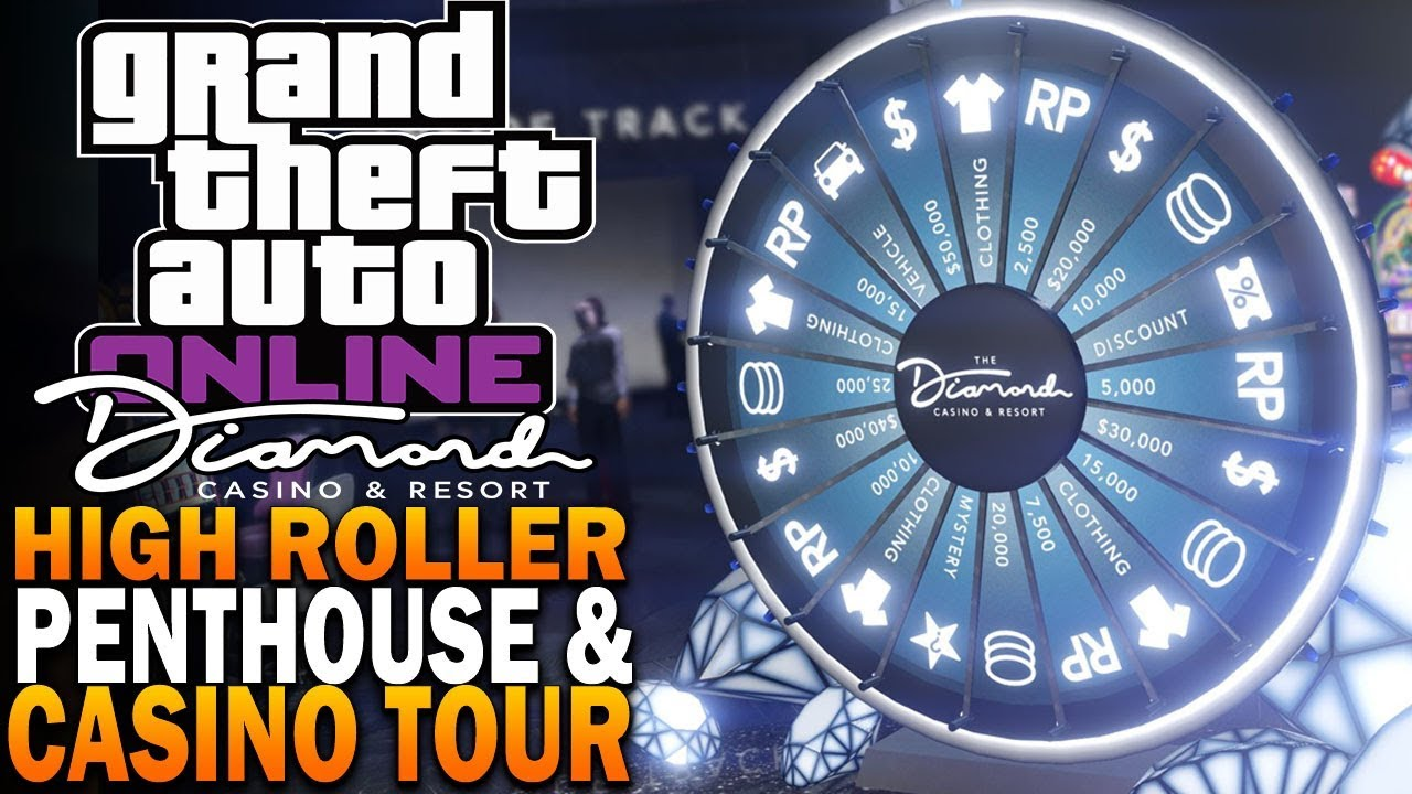 Gta Online Casino Wheel