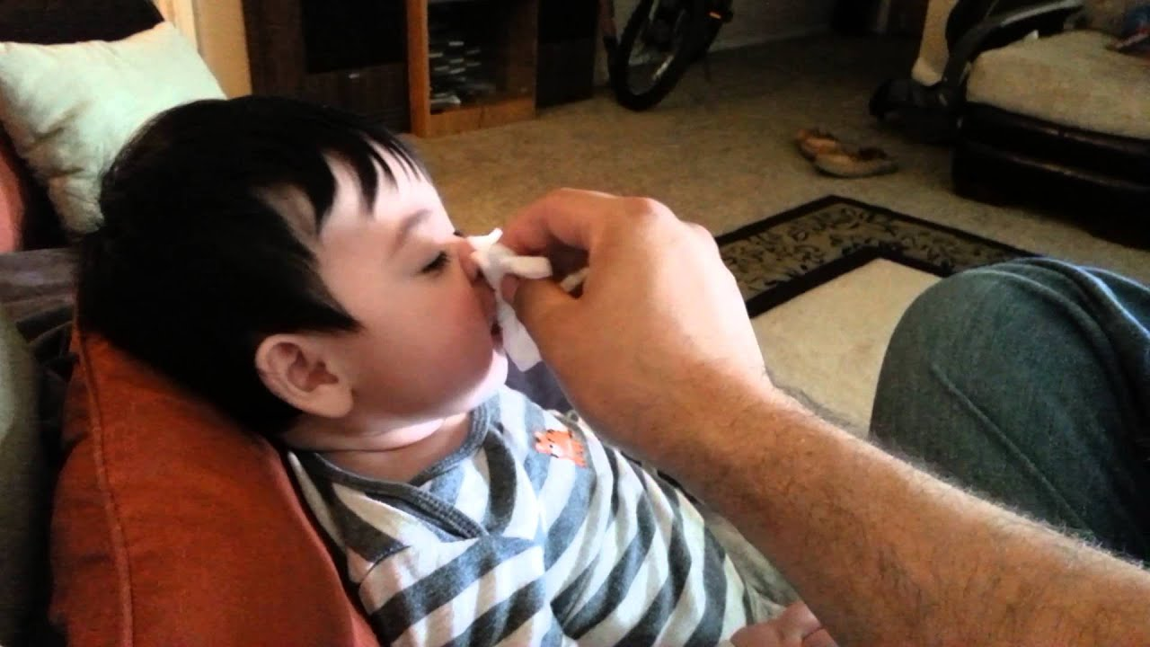 how to get less boogers