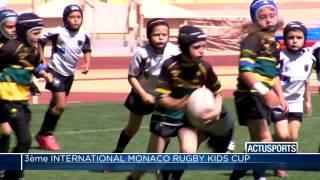 L'ASM sacrée meilleur club du 3ème International Monaco Rugby Kids Cup