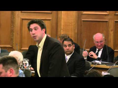 Barnet Councillor Daniel Seal lambasts Labour and calls for fair funding for Barnet Council
