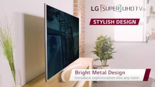 LG Super UHD TV UH770V Product Video