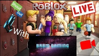 Roblox Livestream Road to 900 Subscribers!!!!!
