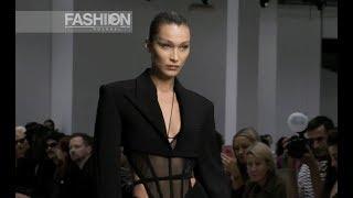 MUGLER Spring Summer 2020 Paris - Fashion Channel