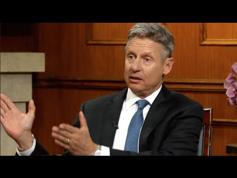 Gary Johnson - The Liberty Candidate