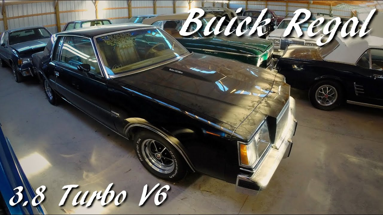 Turbocharged 1978 Buick Regal Sport Coupe - YouTube