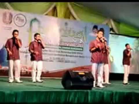 Nasyid Smantigda ( Averrous Voice ) - Give Thanks To Allah