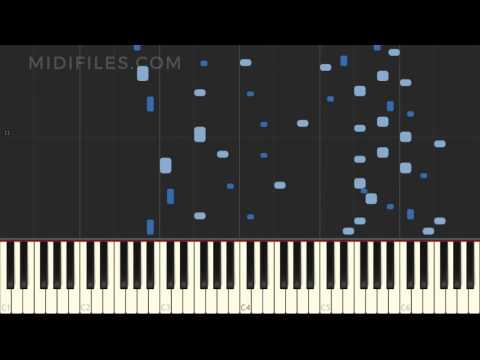 "HOW TO PLAY ""Liza"" BY George GERSHWIN ON YOUR PIANO ?"