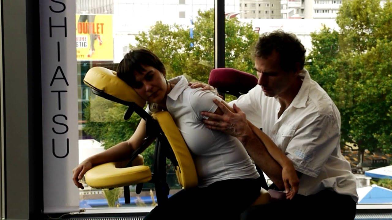 Mobile Massage Berlin Brandenburg Trailer - YouTube