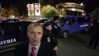 Uimitor: Tudose ii spune #REZIST infractorului-șef Dragnea. Jandarmeria menține presiunea