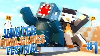 THE ULTIMATE WINTER MINI GAMES MAP!!