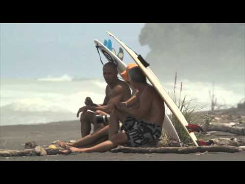 Kelly Slater Interview in Costa Rica