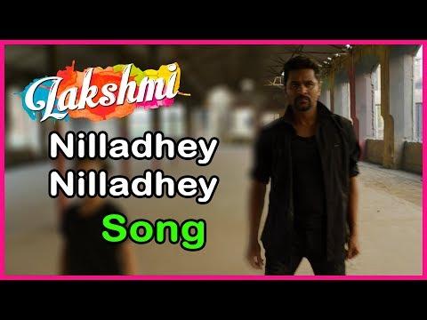 Nilladhey Nilladhey Song | Lakshmi Tamil Movie | Prabhu Deva Motivates His Team | Ditya | Sam CS