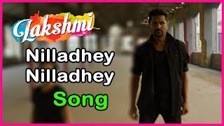 Nilladhey Nilladhey Song | Lakshmi Tamil Movie | Prabhu Deva Motivates His Team | Ditya | Sam CS