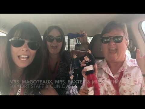 "16-17 Kyle Elementary ""School's Out"" Carpool Karaoke"