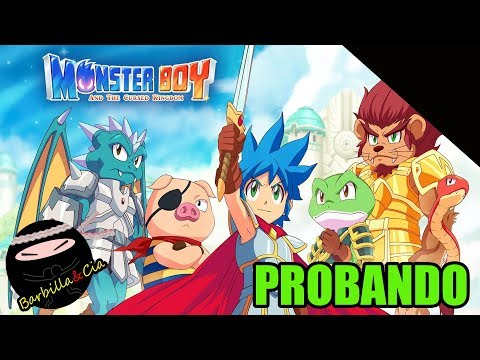 Probando Monster Boy and the Cursed Kingdom | Nintendo Switch thumbnail