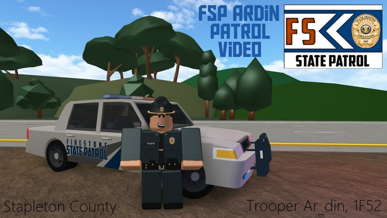 firestone state patrol