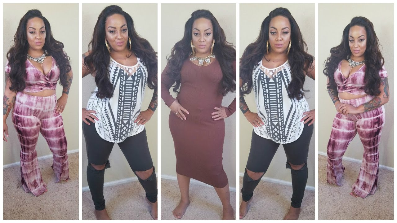 fashion nova fall plus size jean's try on & review - youtube
