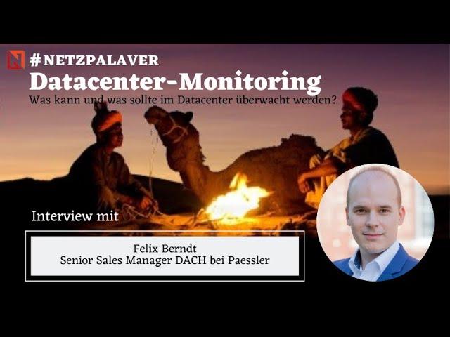 Interview mit Paessler - Was ist entscheidend für das Monitoring im Datacenter?