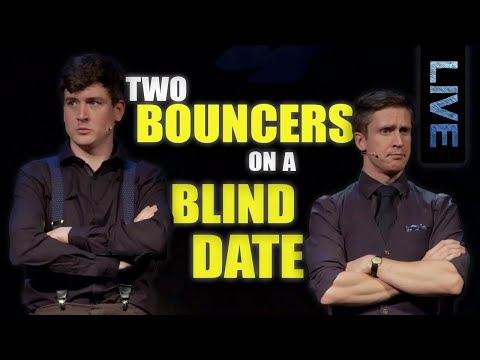 Two Bouncers on a Blind Date - Foil Arms and Hog