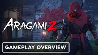 Aragami 2 - Gameplay Overview | Summer of Gaming 2021