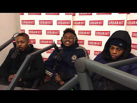 Pâtes ou riz, l'interview de 4Keus Gang