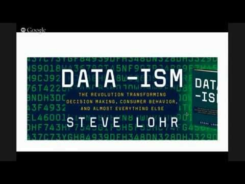 Big Data's Next Phase with Steve Lohr