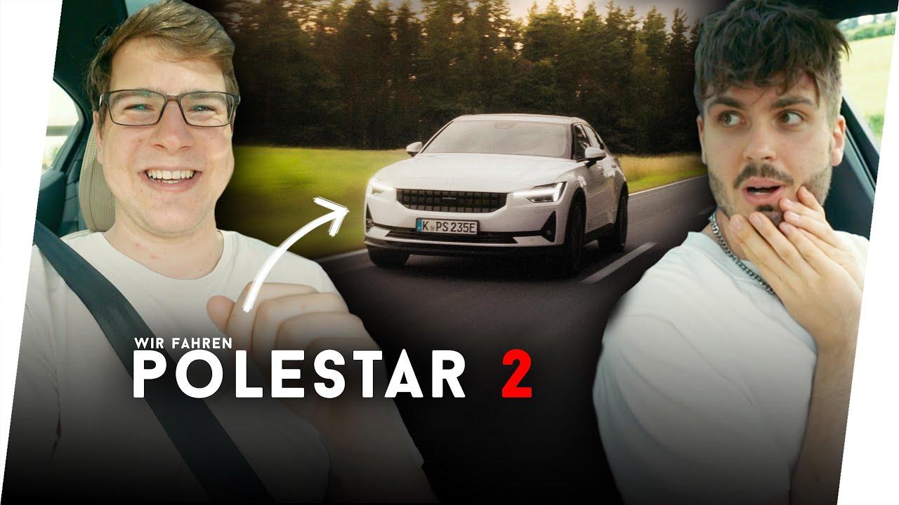 Download Doch kein Tesla? ⚡️ Polestar 2 Roadtrip! (ft @Felixba & @Techniklike)