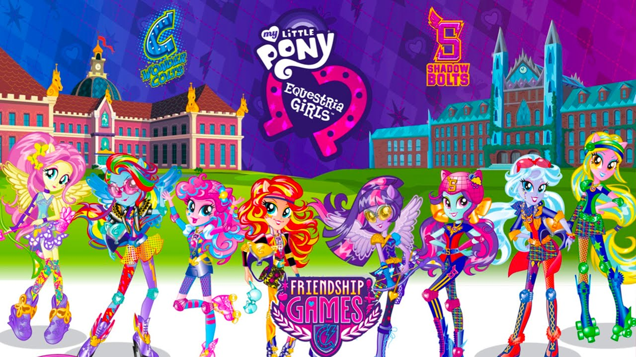 My Little Pony & Equestria Girls - Games, Apps & Printables!