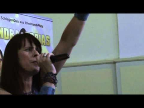 Sabine W. Willibald  JETZT BIST DU FREI erstes Mal live show-treff Rüsselsheim 6. August 2012