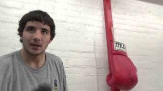 MMA Fighter Says MMA Fighters HAVE NO CHIN!!!! EsNews Boxing