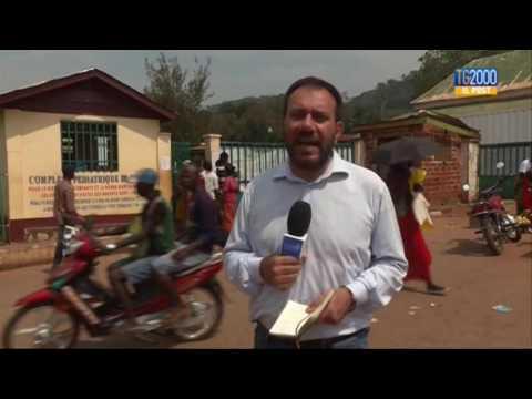 """Tg2000 il Post:""""I bambini di Bangui"""""""