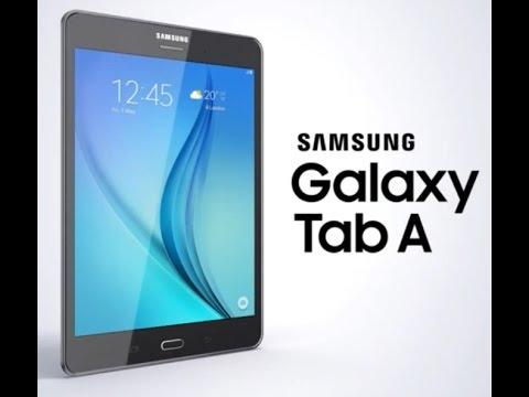 b4bc29f0407a6 Unboxing Samsung Galaxy Tab A 2016 T580N 25